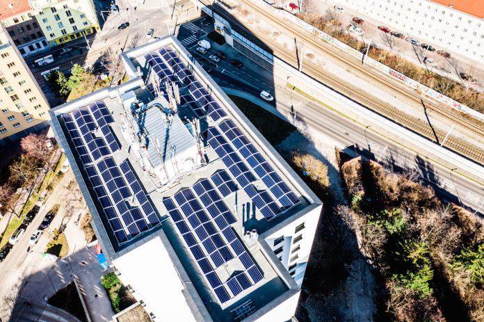 Photovoltaik-Energie