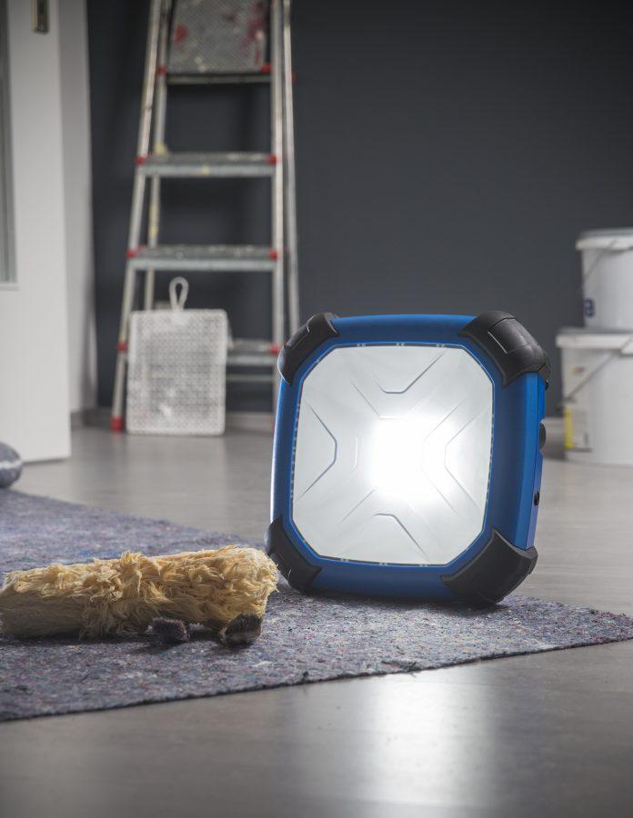 LED-Bauleuchten