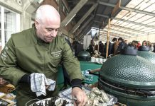 Big Green Egg's Flavour Fair