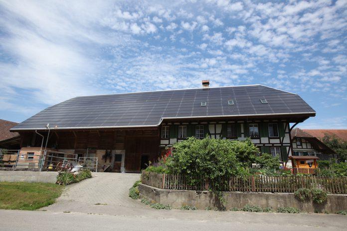 Photovoltaik Landhaus