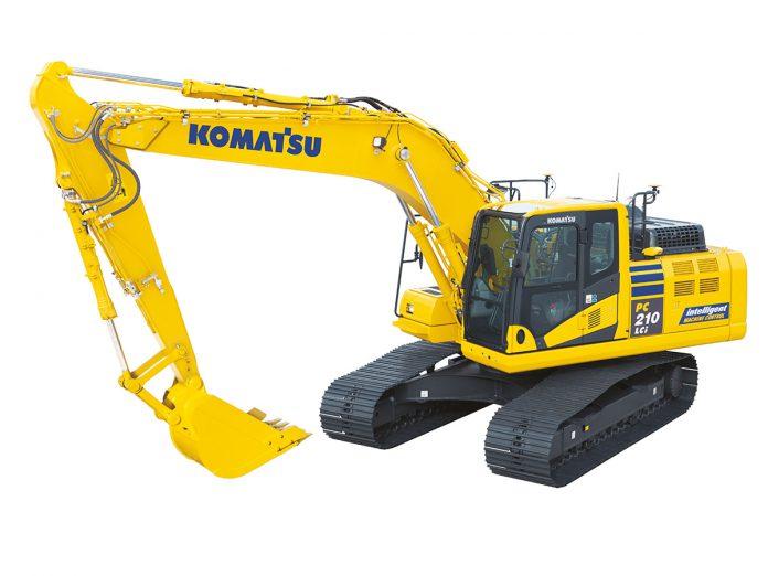 PC210LCi-11 Komatsu