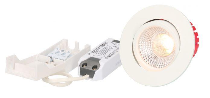 maxLUCE LED-Einbauspot SOLV