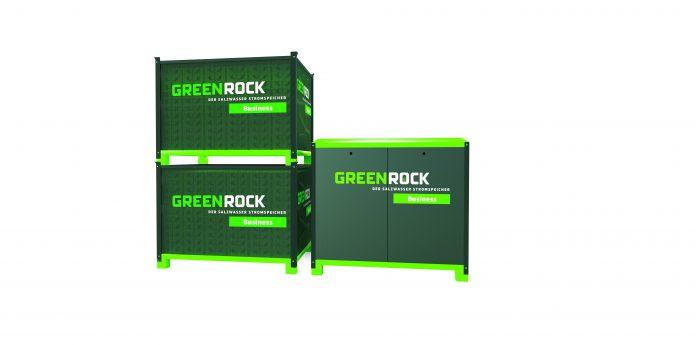 GREENROCK Business 60 kWh