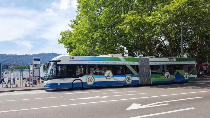 SwissTrolley ABB