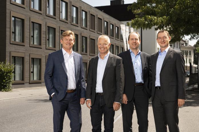 Renggli AG, Renggli, Holz, Swissbau, Peter Hurni, Gabriel Ledergerber