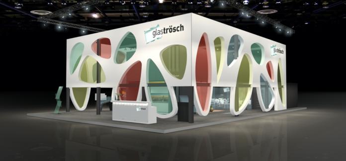 Glas Trösch, Swissbau, Swissbau 2020