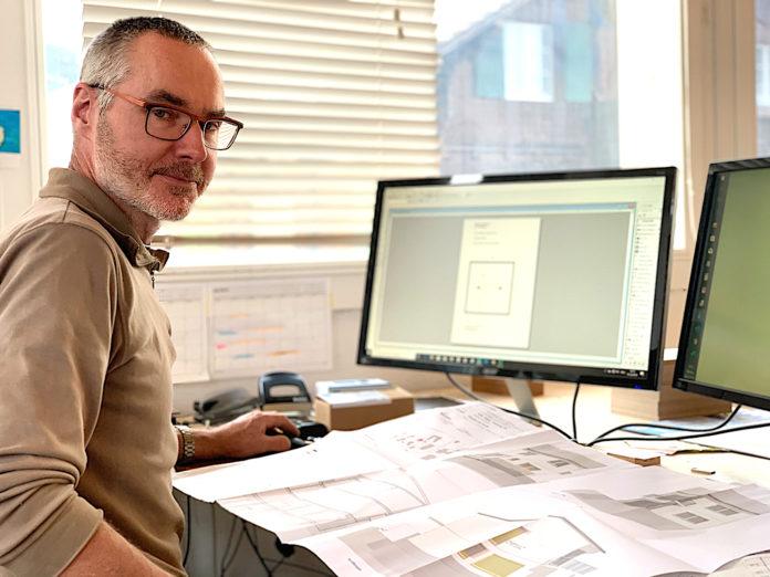 OF-Software AG, Willi Eltschinger, Swissbau, Swissbau 2020