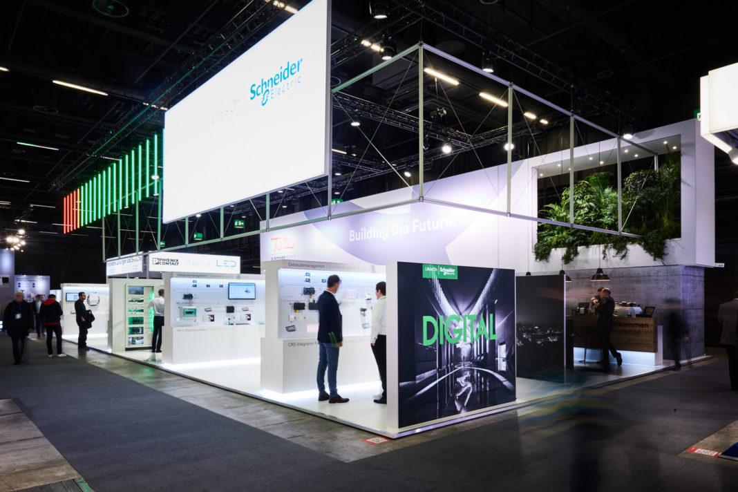 Swissbau, Swissbau 2020, Feller, Schneider Electric, Technologie, Elektroinstallation, smart