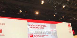 Swissbau, Swissbau 2020, Eröffnung, Feier, Öff Öff, Hans Stöckli,