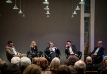 Zukunftsstadt Zug, Podiumsgespräch, Technologiecluster Zug, Technologiecluster