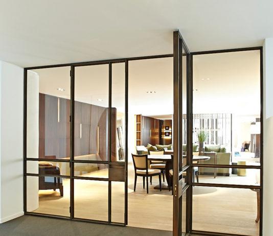 Jansen, Türe, Raumteiler, Innenarchitektur